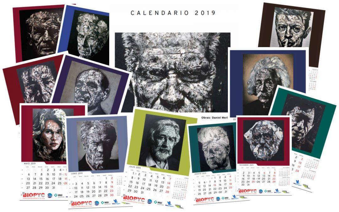 Calendario Biopyc 2019