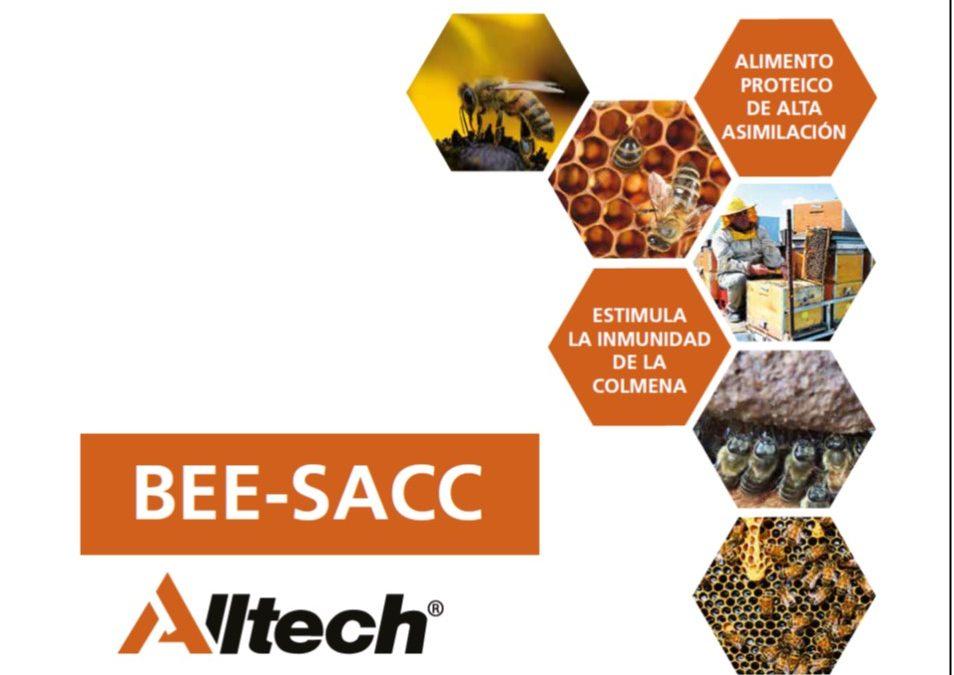 Distribución de productos Alltech para alimentación de las colmenas: BEE-SACC y BEE POLLEN-ATE